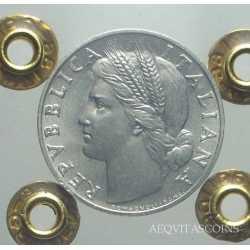 1 Lira 1949 FDC