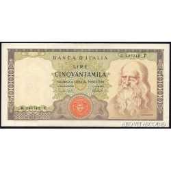 50.000 Lire 1974 Leonardo