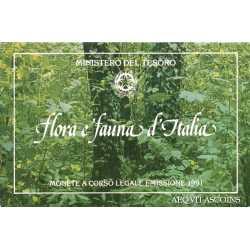 200 500 Lire Flora e Fauna 1991