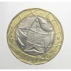 1000 Lire 1997 - Confini Errati