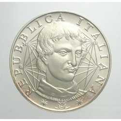 Lire 1000 Giordano Bruno