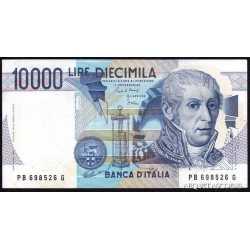 10.000 Lire A. Volta 1998