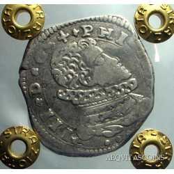Sicilia - 4 Tarì 1620