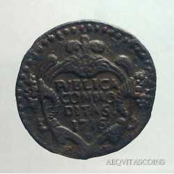 Vitt. Amedeo II - Grano 1716