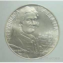 5000 Lire Canaletto 1997 FDC