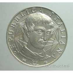 1000 Lire Giordano Bruno 2000 FDC