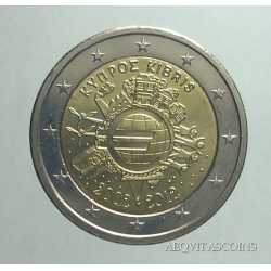 Cipro / Cyprus - 2 Euro Comm. 2012