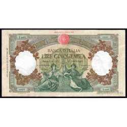 5000 Lire 1961 Rep. Marinare