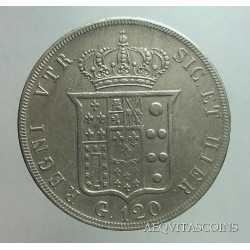 Napoli - 120 Grana 1848