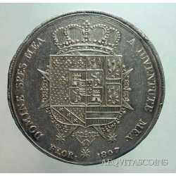 Toscana - Regno D'Etruria - Dena 1807