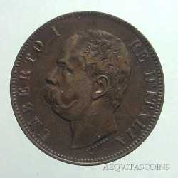 Umb. I - 10 Cent 1893 BI