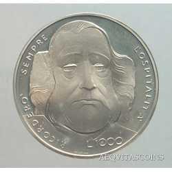 San Marino - 1000 Lire 1982 Proof