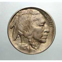 USA - 5 Cent. Buffalo 1913