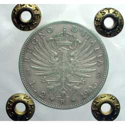 Vitt. Eman. III - 2 Lire 1905