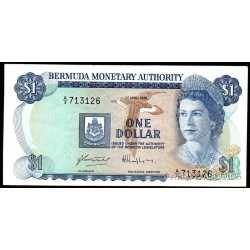 Bermuda - 1 Dollar 1978