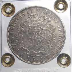 Carlo Felice - 5 Lire 1828