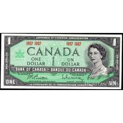 Canada - 1 Dollar 1967