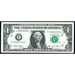 USA - 1 Dollaro 2003
