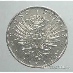 Vitt. Eman. III - 1 Lira 1902