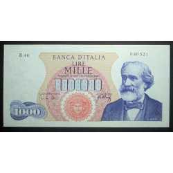 1000 Lire G. Verdi I° 1966